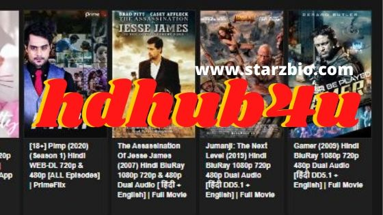 hdhub4u movie download